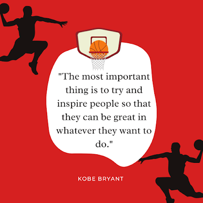 Inspiring Quotes By Kobe Bryant