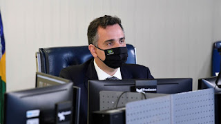 Rodrigo Pacheco autoriza CPI da Covid-19 no Senado a investigar Estados e municípios