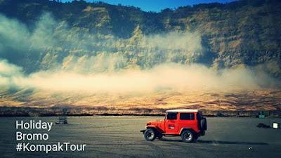 Tour Bromo dan Sewa Jeep Bromo Murah