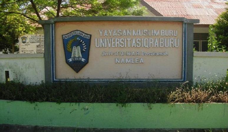 PENERIMAAN MAHASISWA BARU (UNIQBU) 2018-2019 UNIVERSITAS IQRA BURU