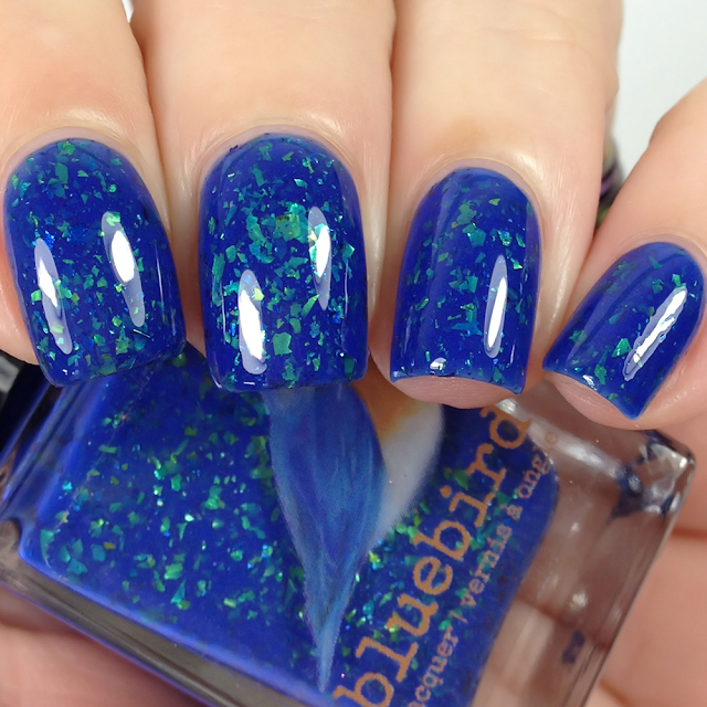 Bluebird Lacquer-From Here To Eternia