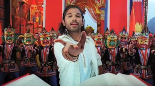badrinath movie, allu arjun, badrinath full movie