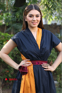 Actress Hansika Motwani Latest Pos at Bogan Movie Press Meet  0044.jpg