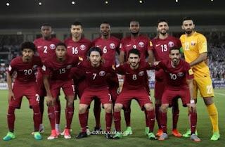 """""""العنابي"""" منتخب قطر يستعد لبطولة كأس آسيا 2019"""