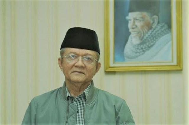 Buya Anwar Heran, Cendekiawan Sibuk Bicara Radikalisme tapi Lupa Sekulerisme-Liberalisme