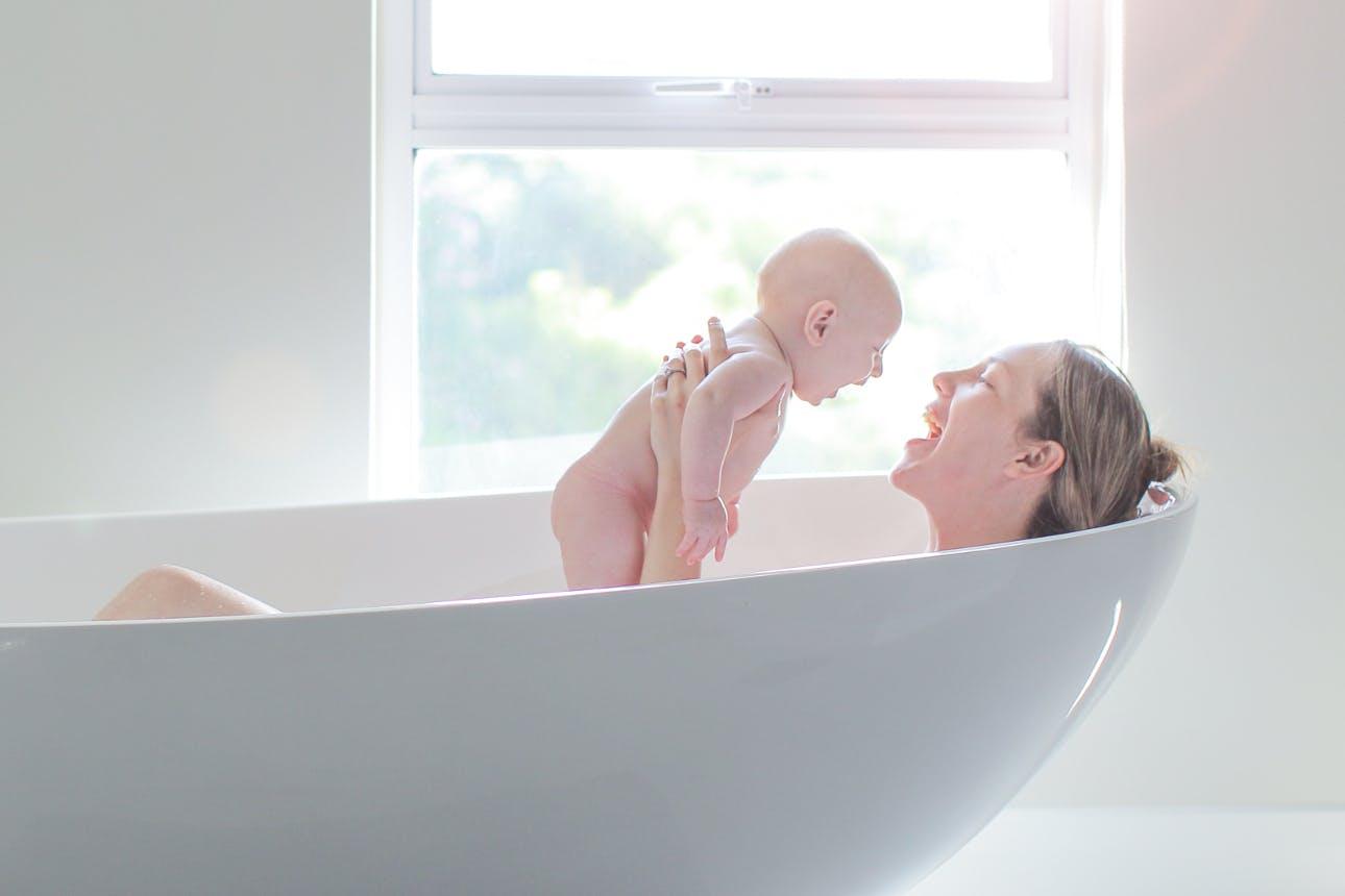 Chia sẻ kinh nghiệm ở cữ sinh mổ các Mẹ nên biết