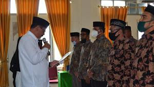 Kakankemenag Pidie Jaya lantik Pengurus K2M