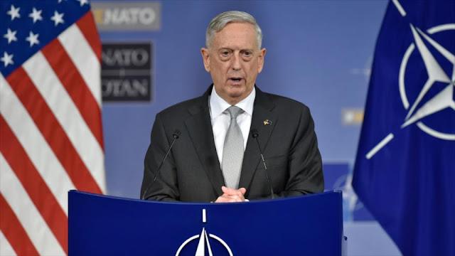 Pentágono advierte a Siria de lanzar ofensivas contra kurdos