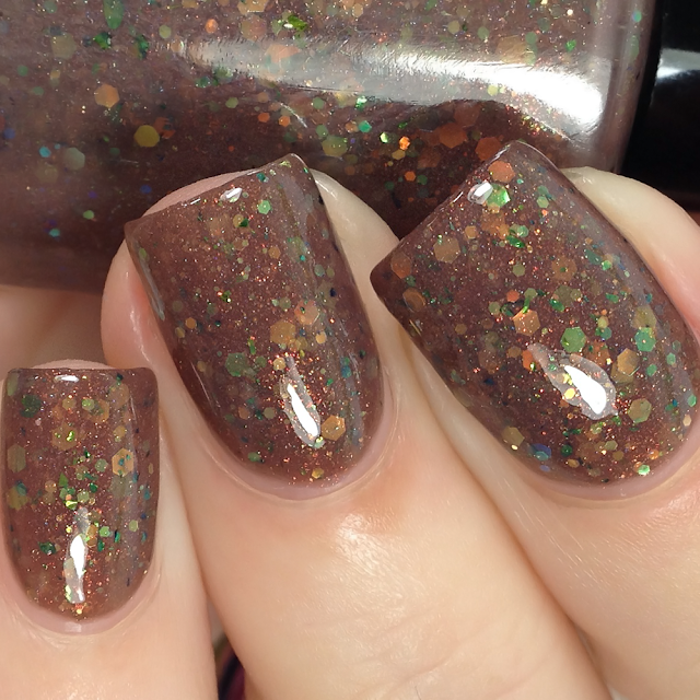 Necessary Evil Polish-Welcome To The Danger Zone!