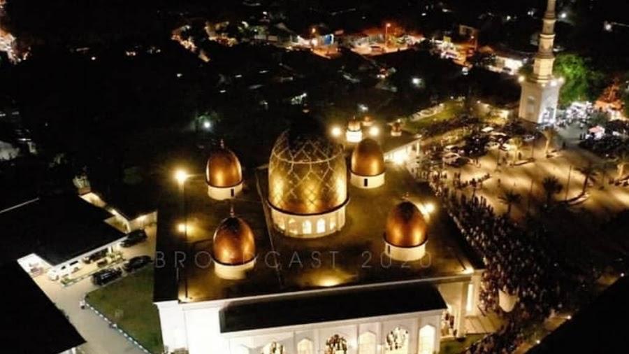 Jam Malam di Depok, Majlis Nurul Musthofa Hanya Sampai Jam 9 Malam