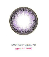 http://www.queencontacts.com/product/DM23-Karen-Violet-744/8713