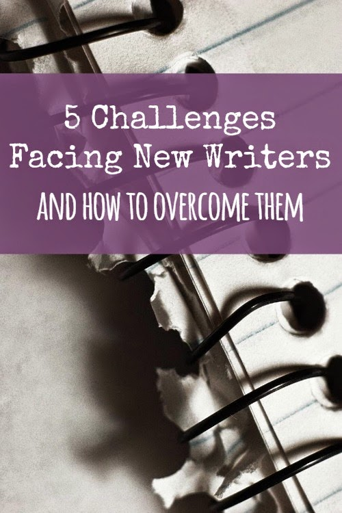 5 Challenges Facing New Writers and How to Overcome Them