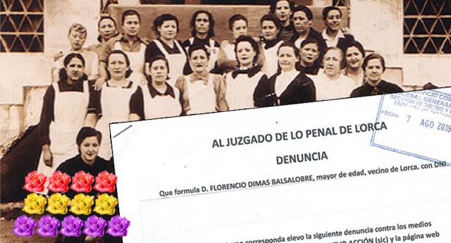 Denuncian a varios medios por atentar presuntamente contra la memoria de las Trece Rosas