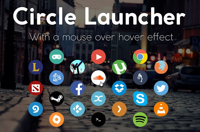 Circle Launcher Download
