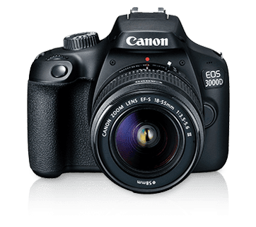 Cannon DSLR EOS 3000D Kit (EF S18-55 III)