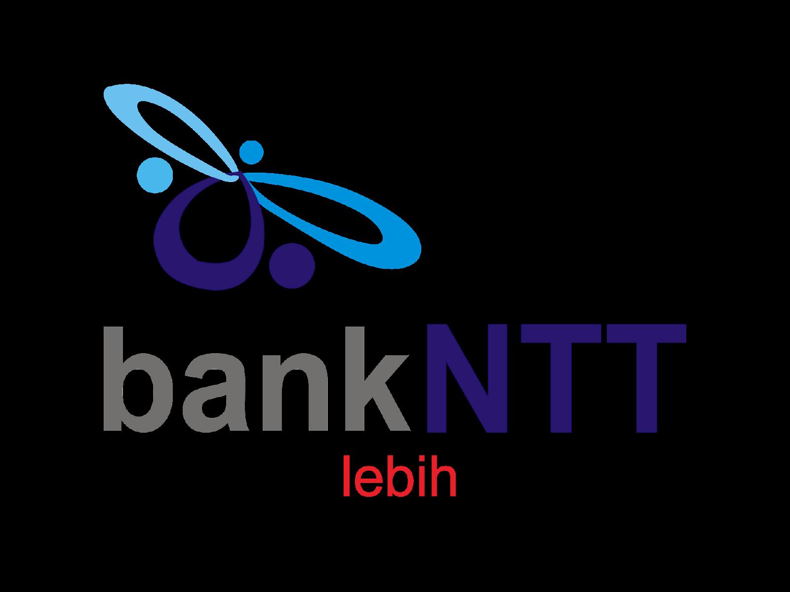 Logo Bank NTT Format PNG