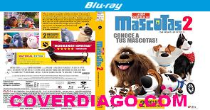 The secret life of pets 2 BLURAY - La vida secreta