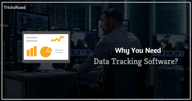 Data tracking software benefits