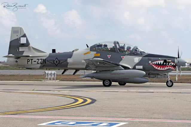 Close Air Support Aircraft (Phase 1) Acquisition Project of the Philippine Air Force