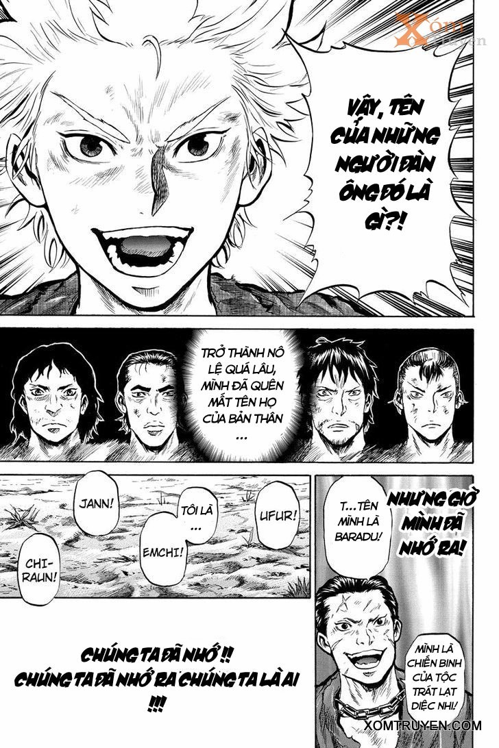 Horizon (okada takuya) chap 46 trang 9