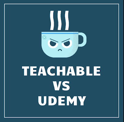 Teachable or Udemy? Which one is better for creating Online Course?