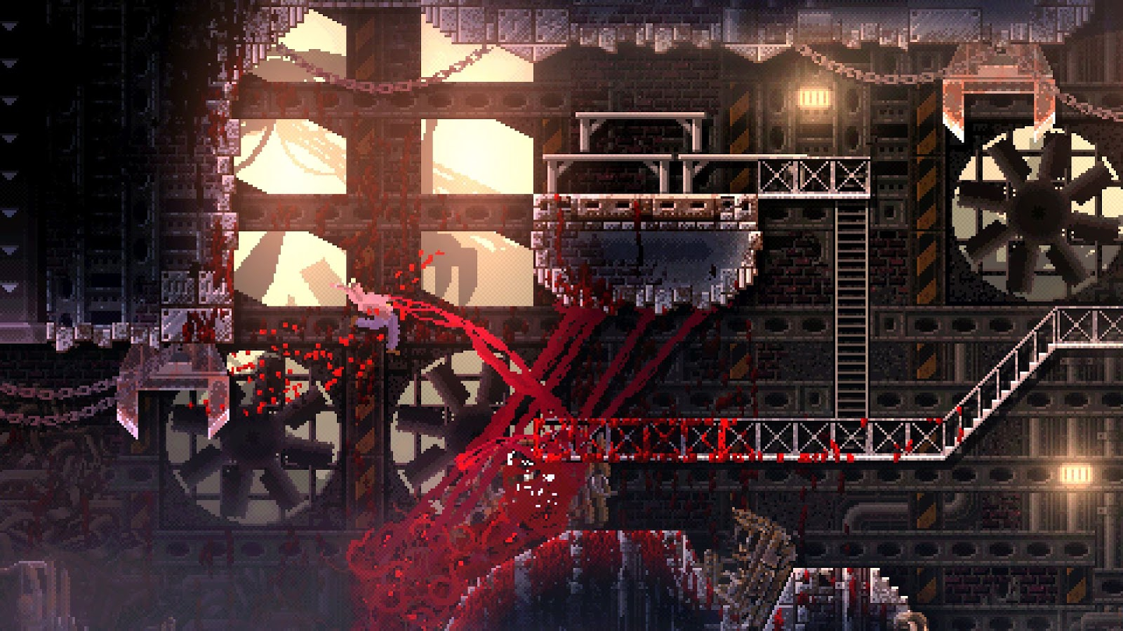 Indie Retro News: Carrion - A gory creature game gets a new