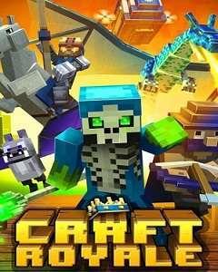 Craft Royale Clash Of Pixels Mod Apk v3.41 Unlimited Money Terbaru
