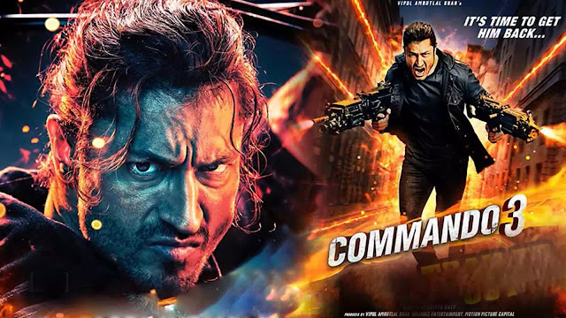 Commando 3 full movie hd