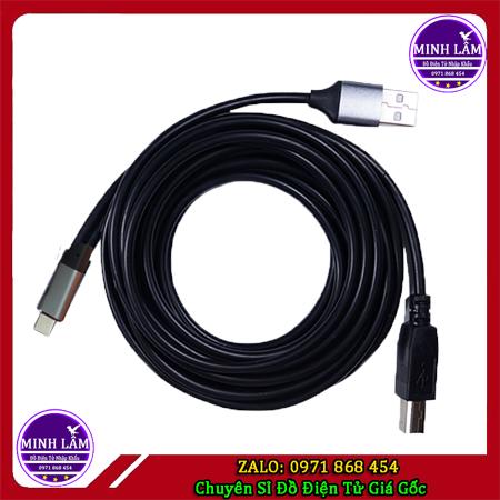 Bộ dây Livestream USB Type-C