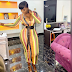 Oh wow! See the gifts Princess Shyngle got from her man weeks after her Val's day G-Wagon gift