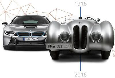 İlk BMW 100 yaşında