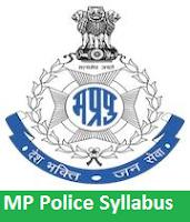MP Police Syllabus