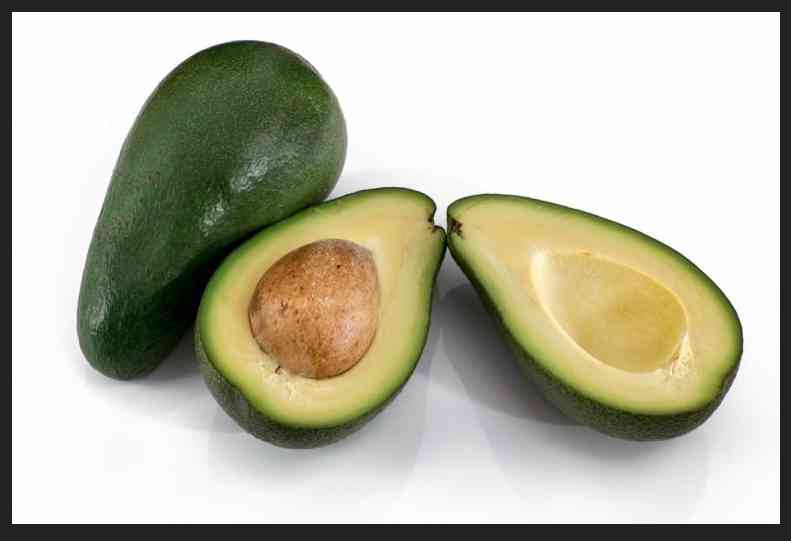 Avocado – The key foods that slow down the ageing Method