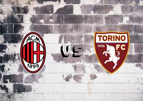 Milan vs Torino  Resumen y Partido Completo