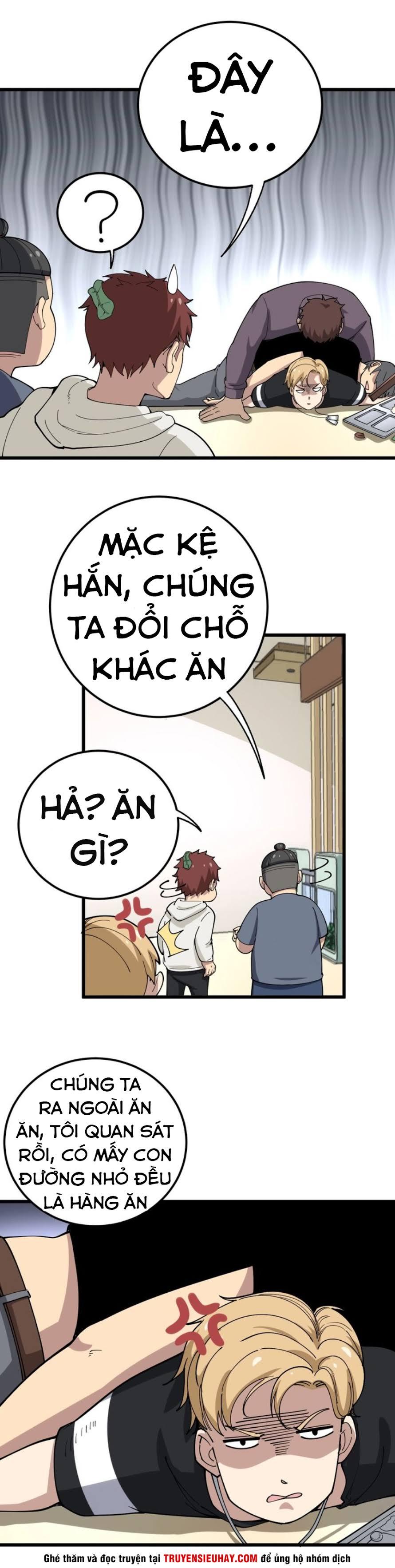 Độc Thủ Vu Y chap 45 - Trang 5