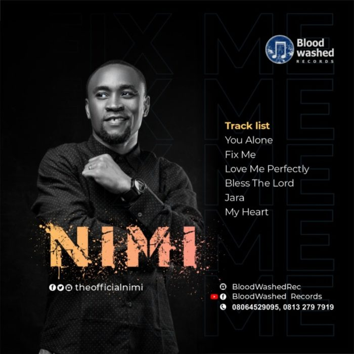 """[EP] Nimi – """"Fix Me #Arewapublisize"""