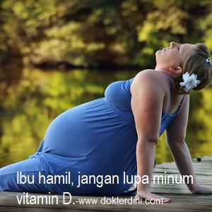 hamil vitamin D