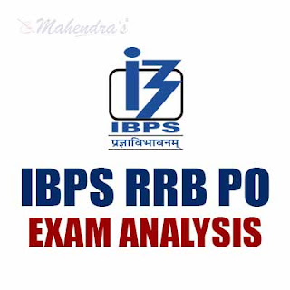 IBPS  RRB PO  Prelims Exam Review - 10 September Shift - I