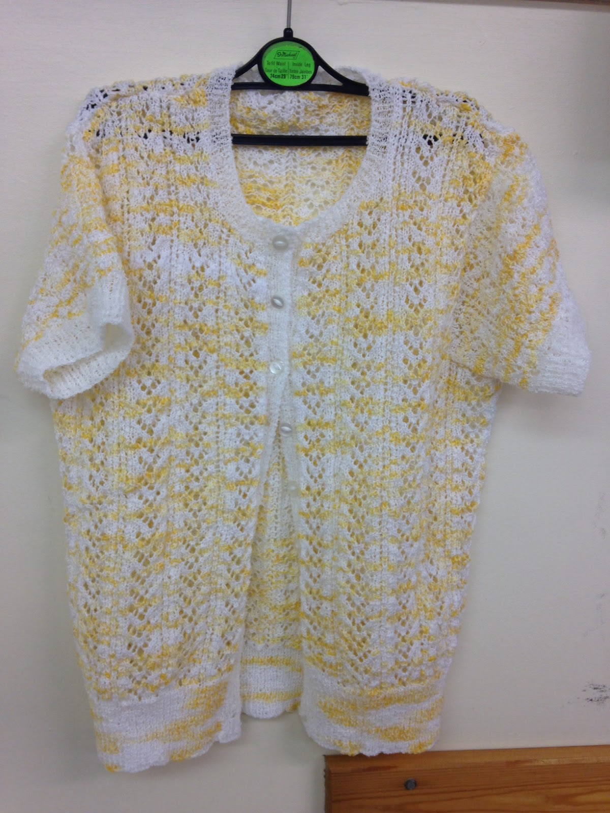 Fleet Knitting Club: October 2016 - Talk by Joyce Mead
