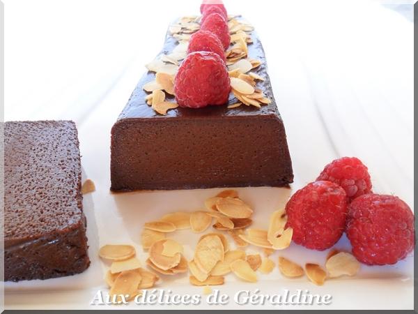 aux d 233 lices de g 233 raldine marquise au chocolat