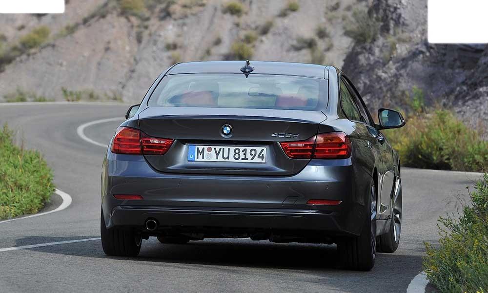 BMW 418i 2016