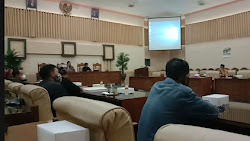 Hearing Komisi IV DPRD Banyuwangi, Kades Sumberbulu Diminta Kembalikan Kondisi Jalan Seperti Semula