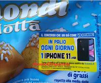 Concorso Buondì Motta : vinci 71 IPhone 11 64GB ( valore 828 euro)! Anticipazione