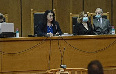 Μαρία Λεπενιώτη, η δικαστής που θα μείνει στην ιστορία