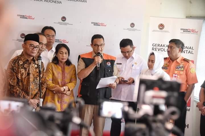 Rapat Setingkat Menteri, Laporan Anies Bikin Pendengki Naik Tensi