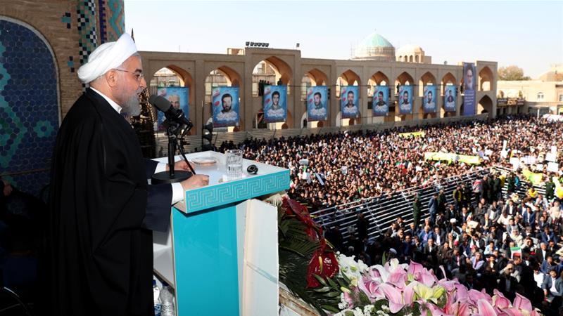 Rouhani: Iran finds new oilfield with 53 billion barrels