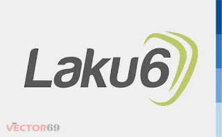 Logo Laku6 - Download Vector File EPS (Encapsulated PostScript)