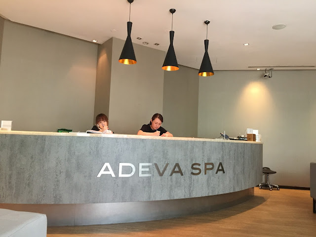 adea spa massage paragon review