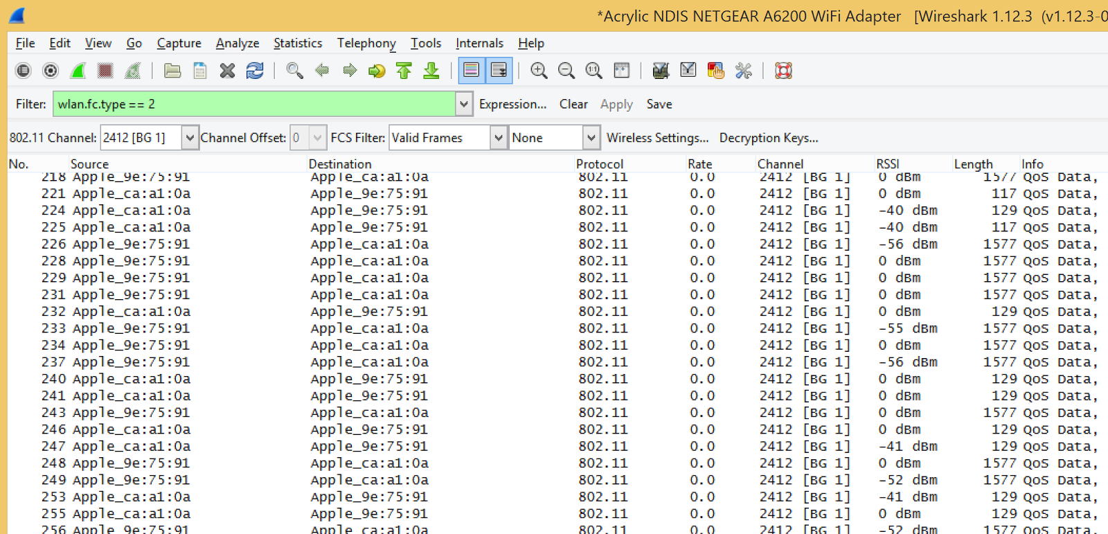 AIRPCAP WIRESHARK DRIVERS FOR MAC DOWNLOAD