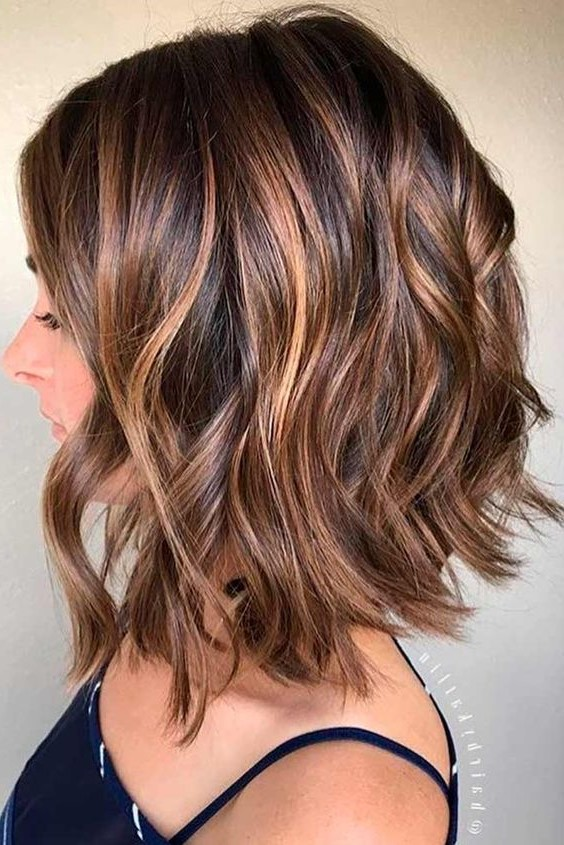Natural Hair Lob